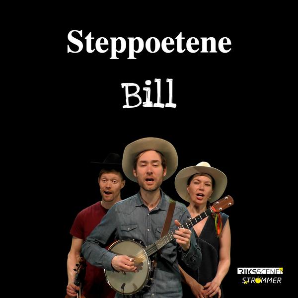 3 ingressbilde steppoetene Bill