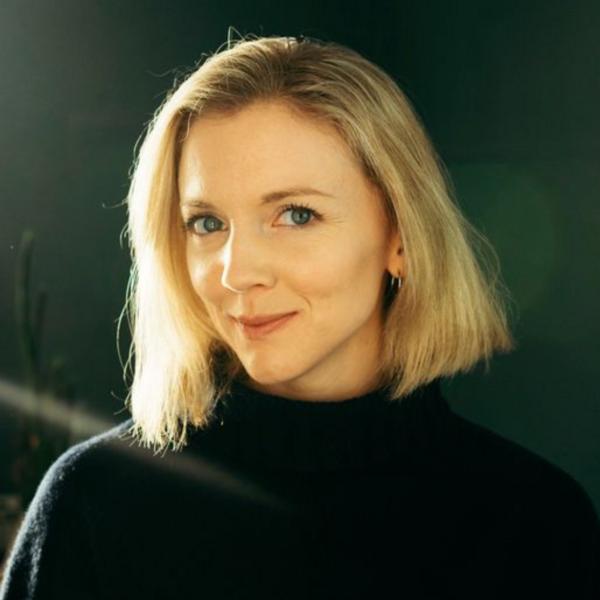Margit Myhr,  foto: Signe Fuglesteg Luksengard
