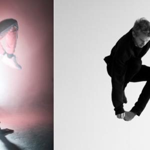 Bilder av dansere Mathias Jin Budtz og Vetle Springard