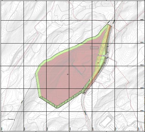 Kart Stokkan steinbrudd