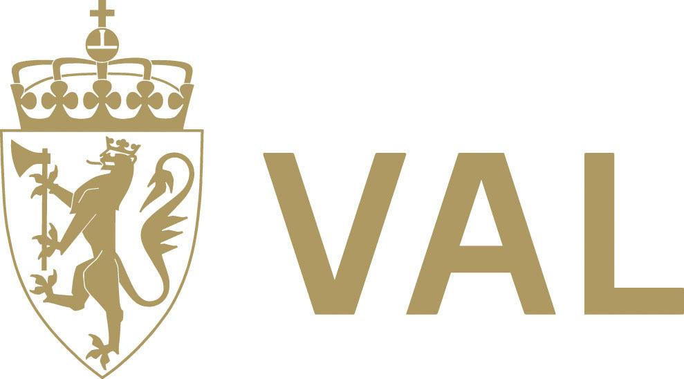 Valglogo gull