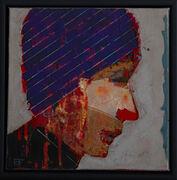 Avatar 03 maleri i ramme 33 x 33