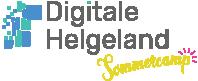 Digitale Helgeland Sommercamp er et samarbeidsprosjekt mellom  Helgelandskommunene, Digitaliseringsdirektoratet og Brønnøysundregistrene. Prosjektet samler noen av landets flinkeste studenter innen digitalisering og tjenestedesign som skal  bruke sommeren på å gi oss innbyggere bedre tjenester.