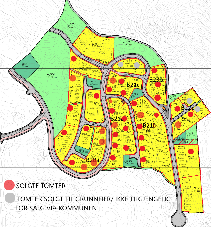 28062021 plankart Status solgte tomter.png
