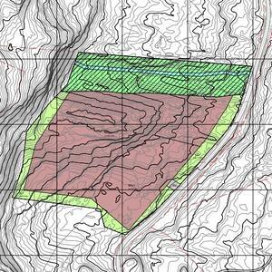 Reguleringsplan for Øvre Dahl steinbrudd