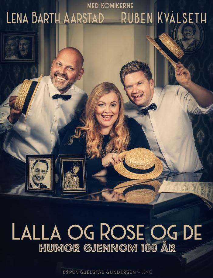 Lalla og Rose og de III