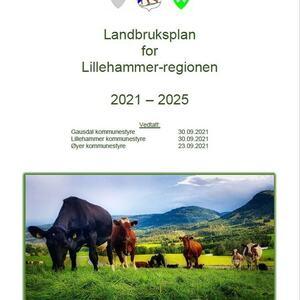 Landbruksplanen vedtatt