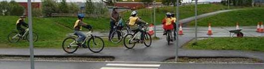 Sykkelvinnerne