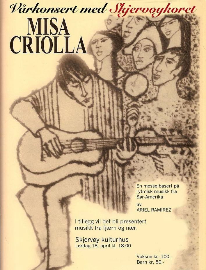 Varkonsert2009_MisaCriolla