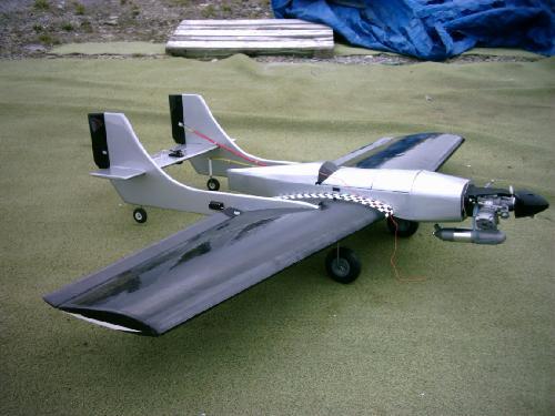 Et nytt fly som bare en far kan elske