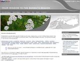 BarentsInfo web page