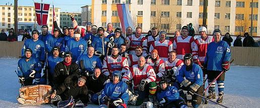 Kirkenes Puckers and Nickel Hockey Club